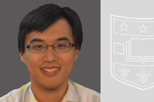 Dr. Tony Tsai will be joining the Department on January 1st